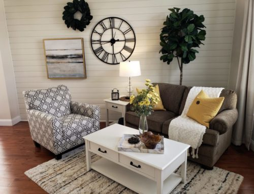 DECORATING FOR YOUNG FAMILIES