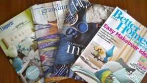 Blue Magazines