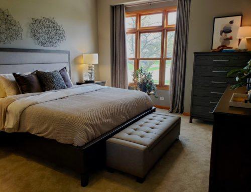 THE BIGGEST BEDROOM MAKEOVER